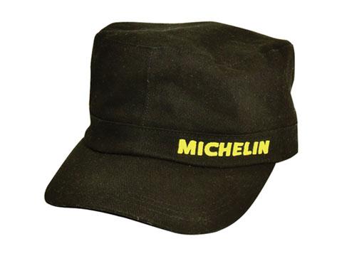 Michelin(ミシュラン)ワークキャップ,ブラック