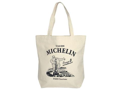 Michelin(ミシュラン)トートバッグ,エッフェル塔