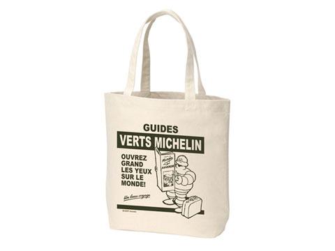 Michelin(ミシュラン)トートバッグ,ミシュランガイド