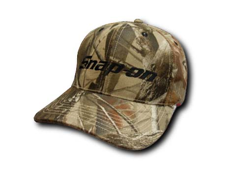 Snap-on(スナップオン)キャップ「OUTDOORSMAN CAMO CAP」