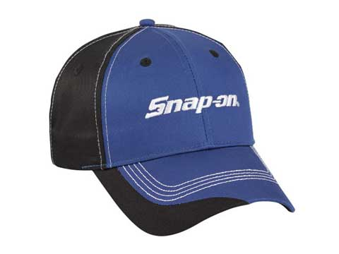 Snap-on(スナップオン)キャップ「SUPER CHARGED CAP - BLUE」