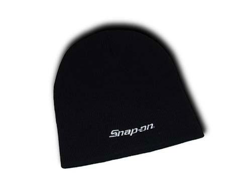 Snap-on(スナップオン)ニット帽「BLACK KNIT BEANE」