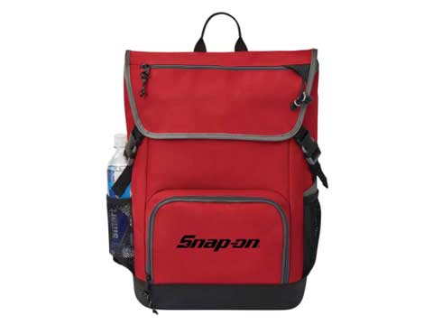 Snap-on(スナップオン)バックパック「RED BACKPACK」