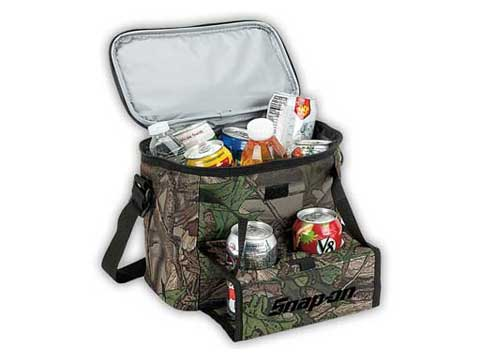 Snap-on(スナップオン)クーラーバッグ「CAMO 12-CAN COOLER」