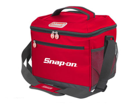 Snap-on(スナップオン)クーラーバッグ「COLEMAN 18-CAN COOLER」