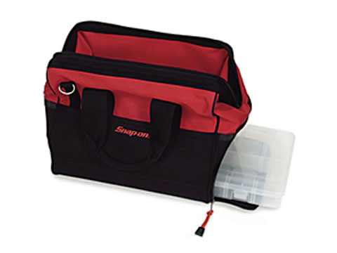 Snap-on(スナップオン)ツールバッグ「TOOL BAG WITH PARTS CASE」