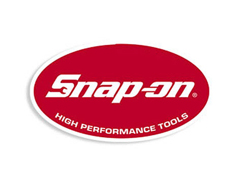 Snap-on(スナップオン)ステッカー「HIGH PERFORMANCE OVAL DECAL - MEDIUM」