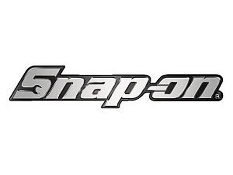 Snap-on(スナップオン)ステッカー「CHOROME LOGO DECAL」