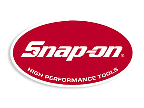 Snap-on(スナップオン)ステッカー「HIGH PERFORMANCE OVAL DECAL - LARGE」