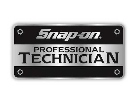 Snap-on(スナップオン)ステッカー「PROFESSIONAL TECHNICIAN DECAL」