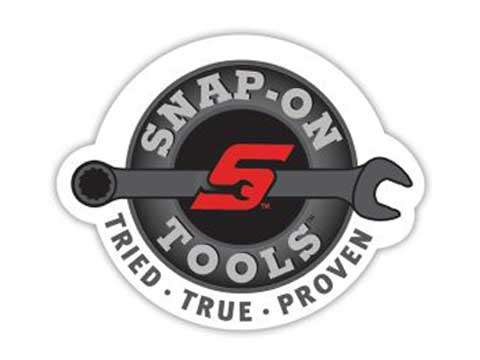 Snap-on(スナップオン)ステッカー「TRIED TRUE PROVEN DECAL」