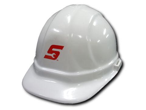 Snap-on(スナップオン)ヘルメット「WHITE HARD HAT」