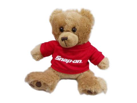 Snap-on(スナップオン)ぬいぐるみ「SNAPPY BEAR」