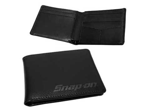Snap-on(スナップオン)ウォレット「LEATHER WALLET」