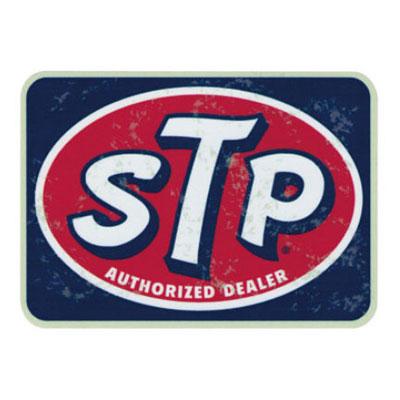 STP(エスティーピー)オフィシャルステッカー(4)