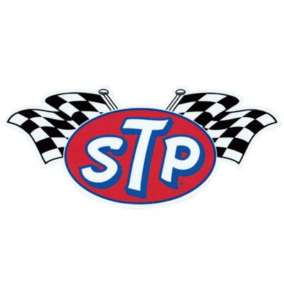 STP(エスティーピー)オフィシャルステッカー(5)