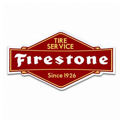 FIRE STONE(ファイアストーン)ステッカー(2)