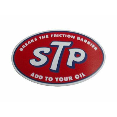 STP(エスティーピー)ステッカー(1)