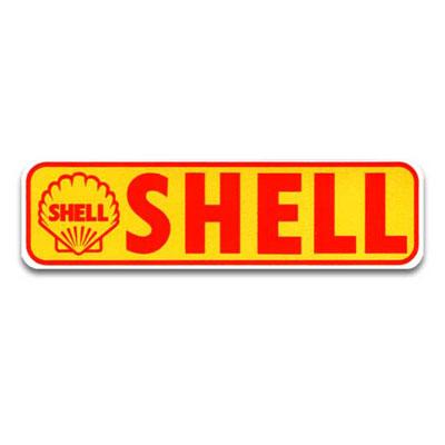 SHELL(シェル)ステッカー