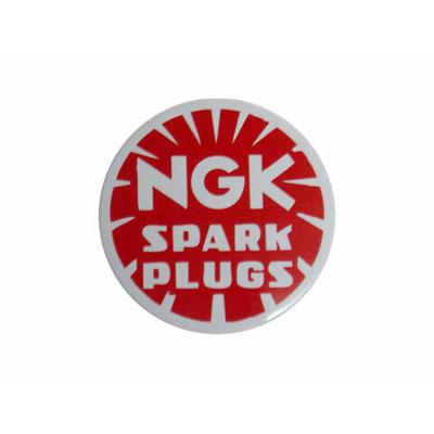 NGK SPARK PLUGS(エヌジーケースパークプラグ)ステッカー
