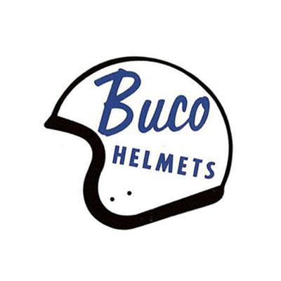 BUCO HELMETS(ブコヘルメット)ステッカー