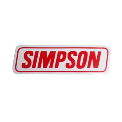 SIMPSON(シンプソン)ステッカー