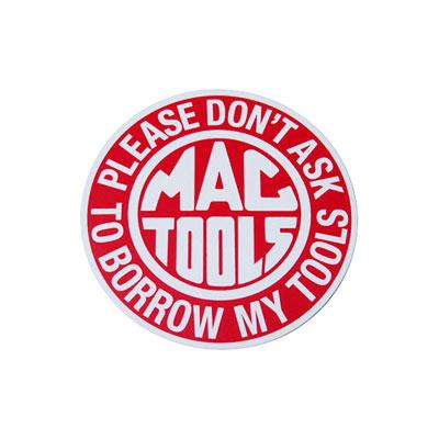 MAC TOOLS(マックツールズ)ステッカー(2)
