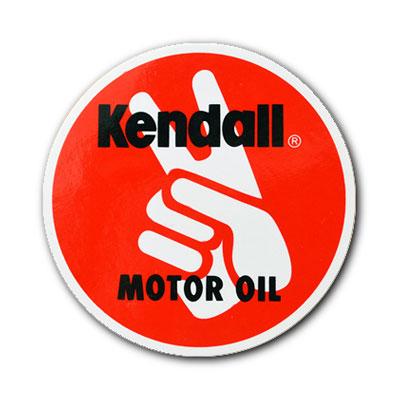 KENDALL(ケンドル)ステッカー
