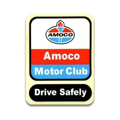 AMOCO(アモコ)ステッカー(1)