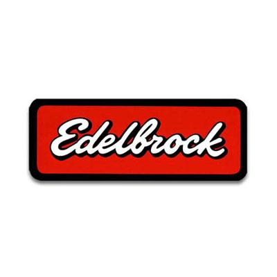 EDELBROCK(エーデルブロック)ステッカー