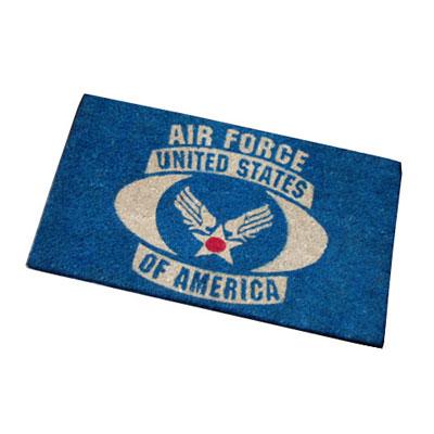 U.S.AIR.FORCE(U.S.エアーフォース)室外玄関用フロアマット