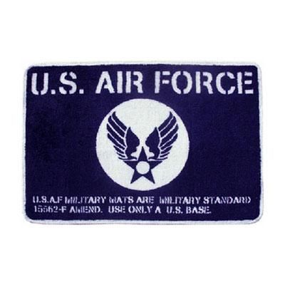 U.S.AIR.FORCE(U.S.エアーフォース)フロアマット