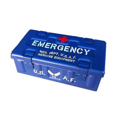 U.S.AIR.FORCE(U.S.エアーフォース)収納ボックス 小物入れ