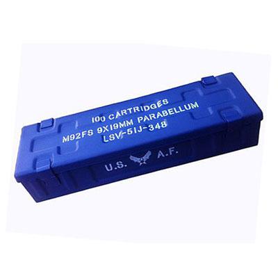 U.S.AIR.FORCE(U.S.エアーフォース)収納ボックス ペンケース