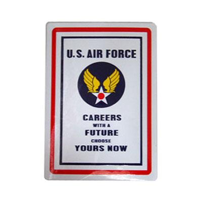 U.S.AIR.FORCE(U.S.エアーフォース)ステッカー