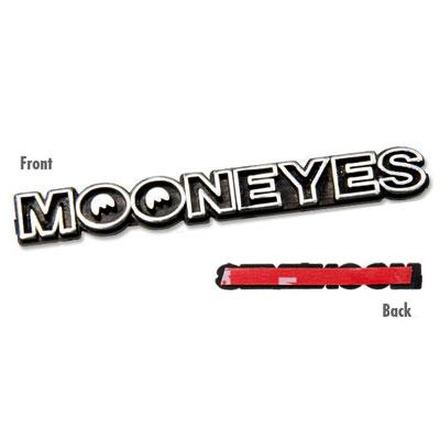Mooneyes(ムーンアイズ)ミニエンブレム