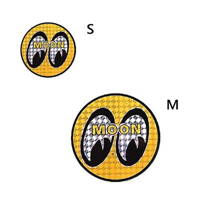 Mooneyes(ムーンアイズ)プリズムアイボールステッカー