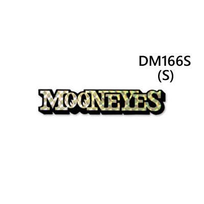 Mooneyes(ムーンアイズ)プリズムロゴステッカー S