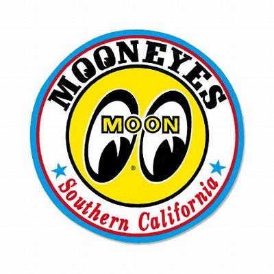 Mooneyes(ムーンアイズ)サザンカリフォルニアステッカー