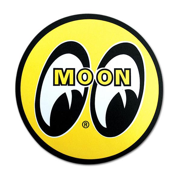 Mooneyes(ムーンアイズ)アイボールマウスパッド