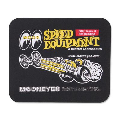 Mooneyes(ムーンアイズ)スピードイクイップメントマウスパッド
