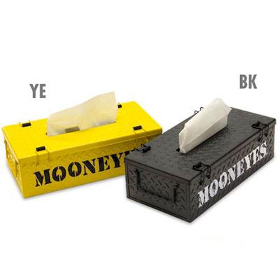 Mooneyes(ムーンアイズ)スチールティッシュケース
