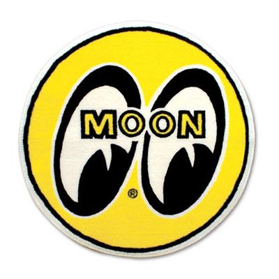 Mooneyes(ムーンアイズ)フロアマット アイボール