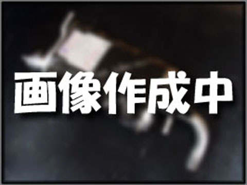純正タイプ リヤマフラー MSS-9183SUS(スズキ キャリー DA63T)車検対応