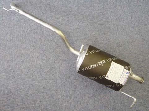 純正タイプ リヤマフラー MSS-9602SUS(スズキ キャリー DA65T)車検対応