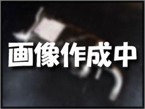 純正タイプ エキゾーストパイプ MSS-9197EXP(スズキ MRワゴン MF33S)車検対応 ガスケット付