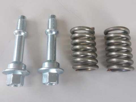 マフラー用ボルトスプリングセット、MDH-5800BS(ダイハツ,ムーブ,L150S)