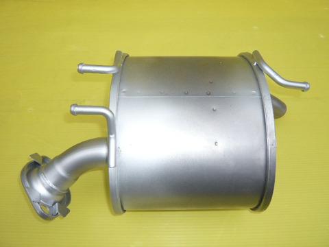 純正タイプ リヤマフラー MHD-7039SUS(ホンダ,ライフ,JB5)車検対応、ガスケット付
