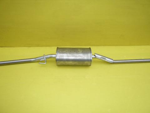 純正タイプ エキゾーストパイプ MHD-7041EXP(ホンダ,ライフ,JB5)車検対応、ガスケット付