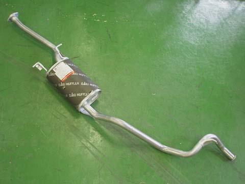純正タイプ リヤマフラー MMT-6519(三菱,デリカ,P05W.P05V.P25W.P35W)車検対応